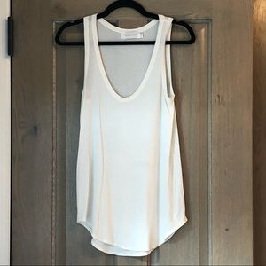 Zimmermann scoop neck tank!